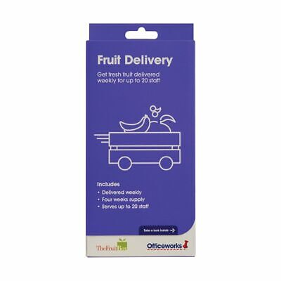 Fruit Delivery For Up To 20 Staff
