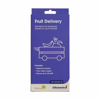 Fruit Delivery For Up To 30 Staff
