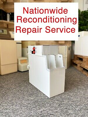 Water Softener Repair Service - For Harvey and Kinetico Block Salt Softeners