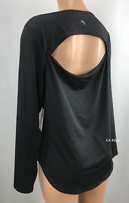 ba1033eec7d12 JOY LAB WOMENS Sports Bra Black And Gold Size S OR M NWT -  12.59 ...
