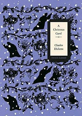 Christmas Carol (Vintage Classics Dickens  by Charles Dickens New Paperback Book