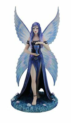 Enchantment by Anne Stokes Fairy Statue Sculpture Figurine