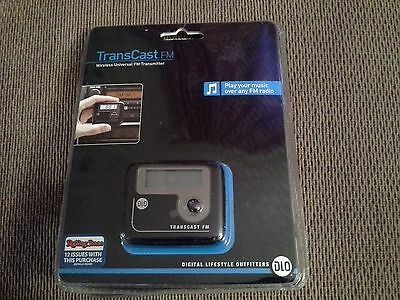 DLO TransCast FM Wireless Universal transmitter for MP3 Players, Car Charger