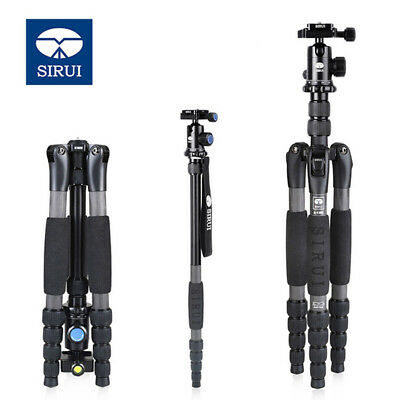 SIRUI A-1205+Y-11 Carbon Fiber Tripod With Ball Head Travel portable