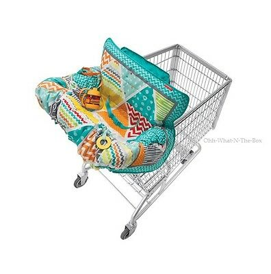 Cover Grocery Shopping Cart Baby High Chair Toddler Infant Child Germ Protector