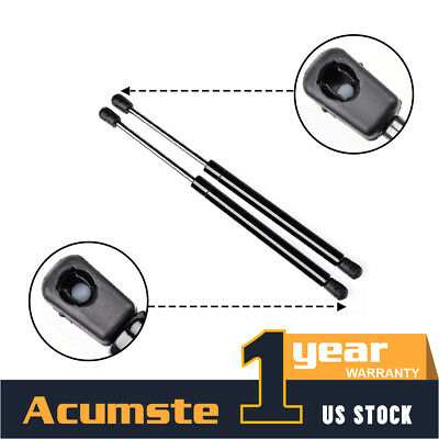 Qty2 Front Hood Lift Supports Struts Shocks Arms For 92-96 Lexus ES300 Camry DX