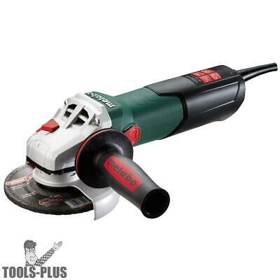 """Metabo 600388420 5"""" 8.5 Amp Variable Speed Angle Grinder w/ Lock On Switch New"""