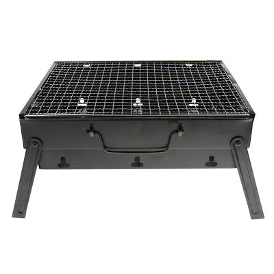 Outdoor Camping Picnic Foldable BBQ Grill Barbecue Charcoal Grill Stove Rack
