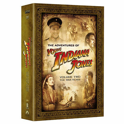 new the adventures of young indiana jones volume two