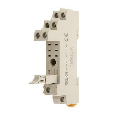 1 x Omron Relay Socket P2RF08E, 250V ac for use with G2R-2-S Relays