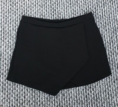 New Look Black Mini Skirt Integrated Shorts Size 12 - RRP £19.99 - Only £8.50!