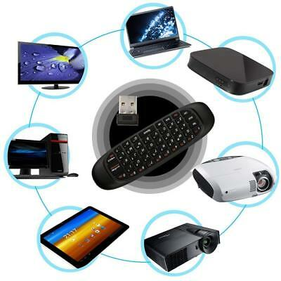 C120 2.4 Remote Control Air Mouse Wireless Keyboard for KODI Android Mini TV Box