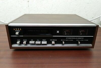 Vintage Sears 8-Track Recorder/Player Model 366