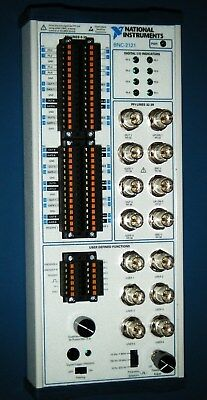 NI BNC-2121, Counter/Timer 660x Connector Block, National Instruments *Tested*