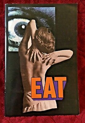 Robert Pollard - Eat 1 RARE First Printing Autumn 2003 Guided By Voices