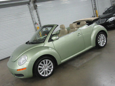 Volkswagen New Beetle Convertible 2dr Automatic S $8,900 includes SHIPPING! 55,000 MILES 1 OWNER FLORIDA MINT MINT MINT CONDITION!