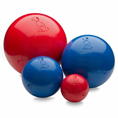 """Boomer ball -10""""-4""""-6""""-8""""Playful dog toy-ideal for toy destroyers"""