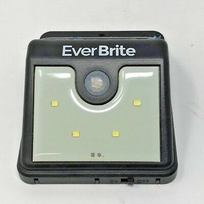 Ever Brite Led Outdoor Light-AS ON TV Everbrite Solar Powered & Wireless New