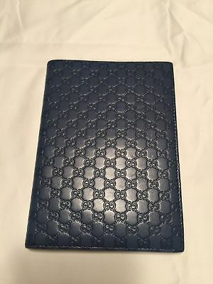 Gucci Leather Book Cover With Memo Book!