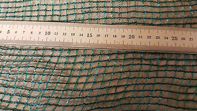 Butterfly Bird Protect Net Crop Veg Garden Cloche 25m x 1m  shade windbreak