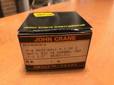 John Crane TYPE 2 Seal New In Box