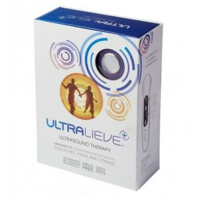 ULTRALIEVE Ultrasound Therapy For Aches, Pains and Strains
