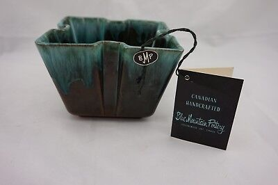 Blue Mountain Pottery Planter Canadian Handcrafted