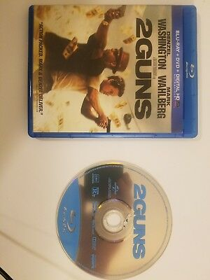 2 Guns (Blu-ray only )