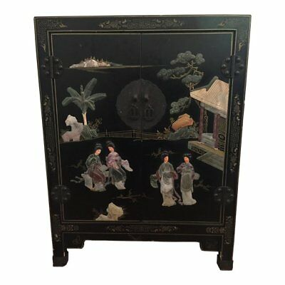 Chinoiserie Accent Chest