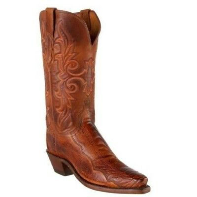 2b817709806 WOMENS LUCCHESE 1883 Western Boots size 7.5 excellent condition