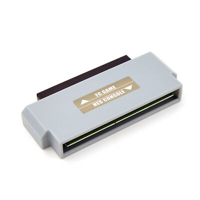 60 To 72 Pin Famicom Adapter Converter For Nintendo NES Console System Fc to NES