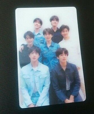 Official BTS LOVE YOURSELF TEAR Lenticular