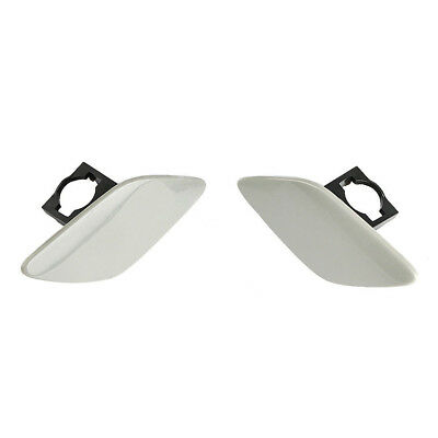 2x Car Headlight Washer Cover Cap Lamp Covering For BMW E92 E93 328xi 335i nice
