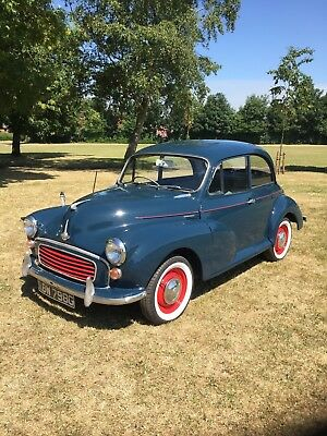 Morris Minor 1000 MOT & TAX exempt
