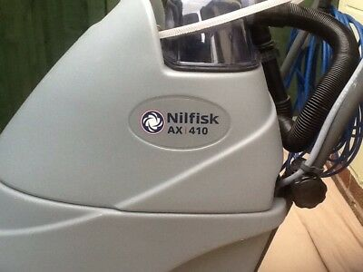 Nilfisk AX410 Extraction/carpet Cleaner