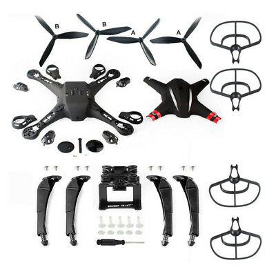 Body Cover Shell Spring Landing Gear Propellers Prop Guards Protection Set for B