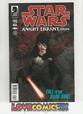 Star Wars Knight Errant Escape #1 Mike Hawthorne Variant Dark Horse Comics