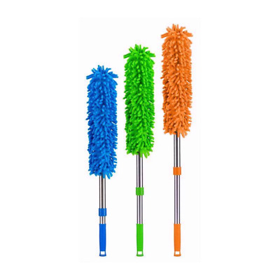 Extendable Microfibre Cleaning Duster Telescopic Dust Collecter Machine Washable