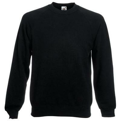Fruit of the Loom Classic 80/20 Raglan Sweatshirt
