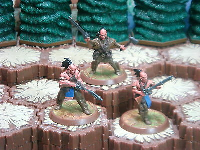 Mohican River Tribe - Heroscape Blackmoon's Siege