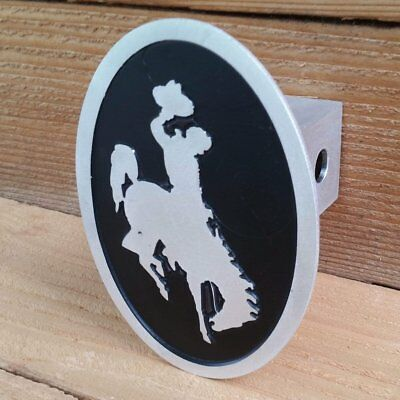 Wyoming Trailer Hitch Cover