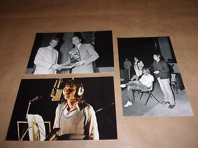 JOHNNY HALLYDAY PHOTOS COLLECTION PERSONNELLE   lot   N°39 / 200