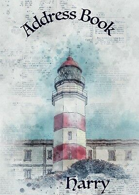 Address Book Lore of the Lighthouse