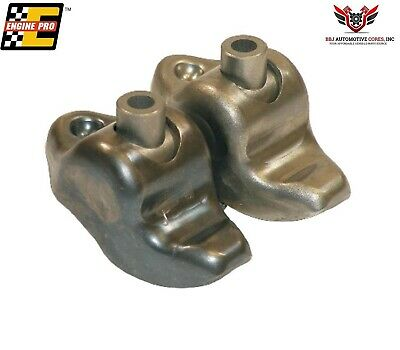 (8) New Engine Pro Rocker Arm Kits Oldsmobile 260 - 455 Engines 1964 - 1979