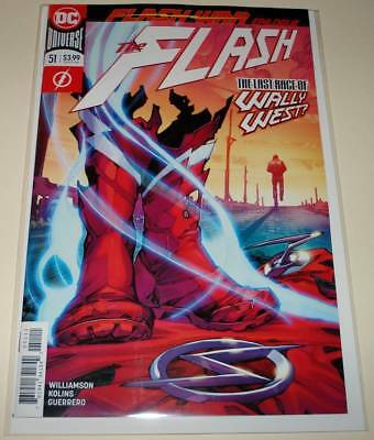 The FLASH # 51  DC Comic  (September 2018)   NM  1st Printing
