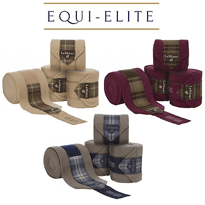 Supportive Leg Protection Le Mieux Luxury Polo Bandages BNWT