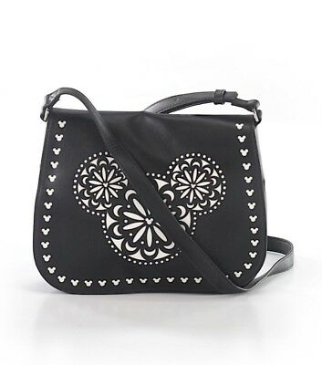 d8c53d5ba5 VERA BRADLEY DISNEY Mickey Mouse Laser Cut Crossbody Bag Purse ...