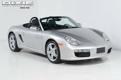 Porsche Boxster LOW Miles * 5 Speed Manual * 1 Owner * Super Clean LOW Miles * 5 Speed Manual * 1 Owner * Super Clean Low Miles
