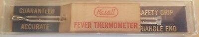 Rexall Antique Rectal Thermometer - FAST-FREE SHIPPING FROM USA!