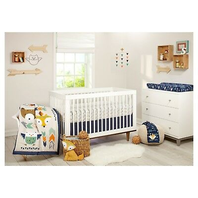 Jungle Kulala 5 Piece Baby Crib Bedding Set with Bumper by Nojo Safari